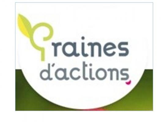 logo graines dactions