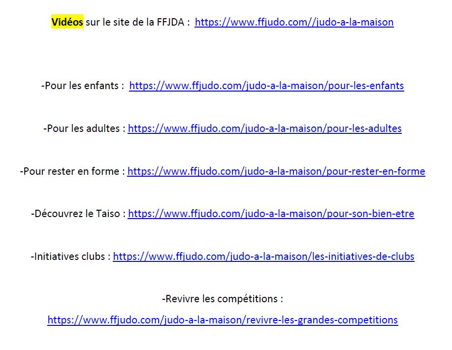 Videos ffjda